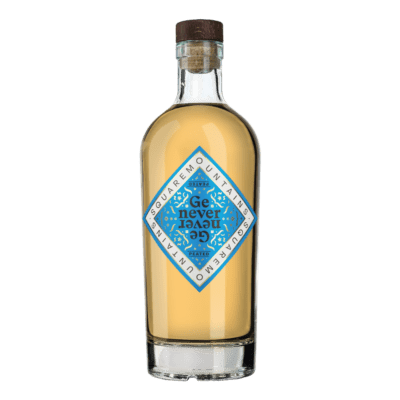 Squaremountains Peated Genever