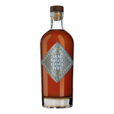 Squaremountains Single Malt Spirit 18M